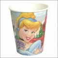 Disney Princess Party Cup with Cinderella